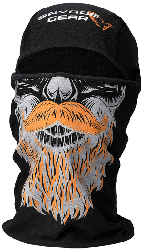 Балаклава Savage Gear Beard Balaclava One Size ц:black