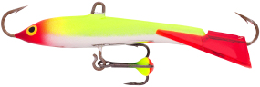 Балансир Rapala Jigging Rap Color Hook WH3 30mm 6.0g #CLN
