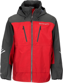 Куртка Simms ProDry Jacket S New 2021 ц:auburn red