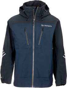Куртка Simms ProDry Jacket L New 2021 ц:admiral blue