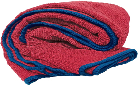Полотенце Pinguin Terry Towel XL 75x150 cm ц:red