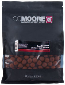 Бойлы CC Moore Pacific Tuna Shelf Life 18mm 5kg