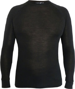Свитер Thermowave Merino ц:черный