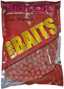 Бойлы Richworth Euro Boilies Megaplex 20mm 1kg