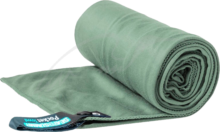 Полотенце Sea To Summit Pocket Towel Regular S 40x80cm ц:eucalypt