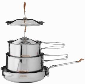 Набор посуды Primus CampFire Cookset Small S/S