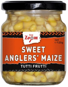 Кукуруза CarpZoom Sweet Angler's Maize Tutti Frutti 220ml 125g