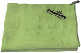Полотенце Pinguin Towels XL 70x150сm ц:green