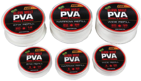 ПВА-сетка Fox International Edges PVA Mesh Slow Melt Refills 35mm Wide - 20m