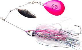 Спиннербейт Savage Gear Da'Bush Spinnerbait 32.0g #3 Pink Flash