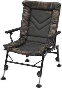Кресло Prologic Avenger Comfort Camo Chair W/Armrests & Covers