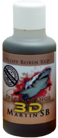 Аттрактант Martin SB 3D Flavour Fishy Robin Red 60ml
