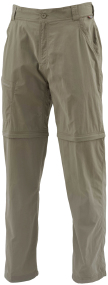 Брюки Simms Superlight Zip-Off Pant ц:tumbleweed