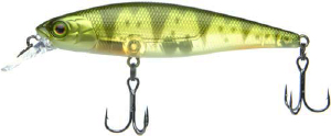 Воблер Jackall Squad Minnow 80SP 82mm 9.7g Ghost G Perch