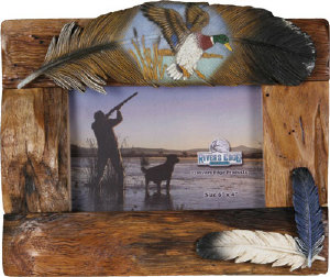 "Фоторамка Riversedge Duck Hunt Frame 4"" x 6"""