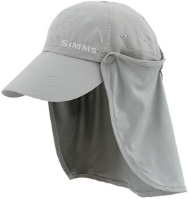 Кепка Simms Bugstopper Sunshield Hat One size