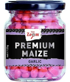 Кукуруза CarpZoom Premium Garlic 220мл 125г