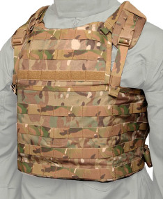 Жилет тактический BLACKHAWK S.T.R.I.K.E. Lightweight Commando Recon Chest Harness. Цвет - Multicam