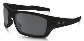 Очки Oakley TURBINE Black Iridium Polarized