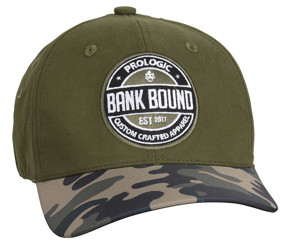 Кепка Prologic Bank Bound Green/Camo