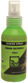 Спрей Rod Hutchinson Legend Dip Spray Squid Octupus 100ml