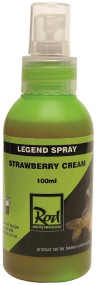 Спрей Rod Hutchinson Legend Dip Spray Strawberry Cream 100ml