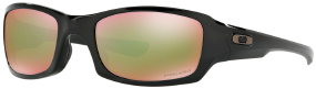 Очки Oakley Fives Squared PRIZM Shallow Water Polarized ц:черный