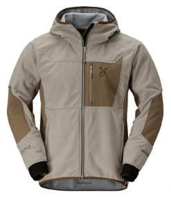 Куртка Shimano XEFO WINDSTOPPER OPTIMAL Hoody M ц:laurel mist