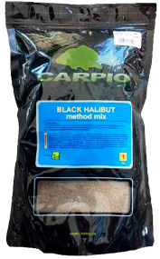 Метод Микс Carpio Black Halibut 1кг