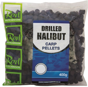 Пеллетс Rod Hutchinson Drilled Halibut 20mm 400g