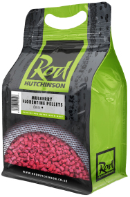 Пелети Rod Hutchinson Mulberry Florentine Pellets 6mm 900g