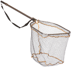 Подсак Savage Gear Full Frame Rubber mesh Landing Net L (50x65cm) 95-150cm