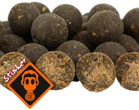 Бойлы Imperial Baits Carptrack Monster Liver Boilie 30мм 5кг