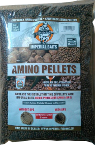 Пеллетс Imperial Baits Carptrack Aminopellets 15мм 8кг