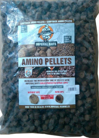 Пеллетс Imperial Baits Carptrack Aminopellets 25мм 8кг