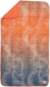 Плед Kelty Bestie Blanket Ombre Galaxy Rust-Reflecting Pond
