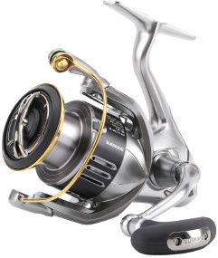 Катушка Shimano Twin Power 2500S 9+1BB