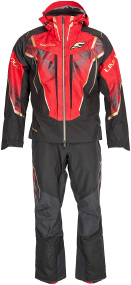 Костюм Shimano Nexus GORE-TEX Protective Suit Limited Pro RT-112T ц:blood red