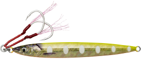 Пилкер Savage Gear 3D Slim Jig Minnow 15cm 100.0g YGO PHP