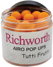 Бойлы Richworth Original Airo Pop Ups Tutti Frutti 12mm