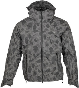Куртка Shimano DryShield Explore Warm Jacket ц:gray duck camo