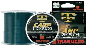 Леска Trabucco T-Force Carp Enduro 300m 0.286mm 9.80kg