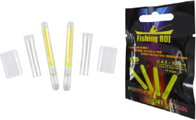Світлячок Fishing ROI з кріпленням 39х4.5mm