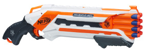 Бластер Nerf N-Strike Elite Rough Cut