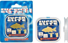 Леска Trabucco Super Elite Carp Fishery 50m 0.10mm 2.25kg