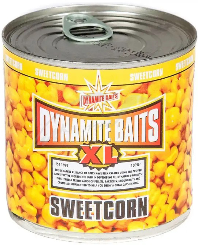 Кукуруза Dynamite Baits Sweetcorn Can 340g