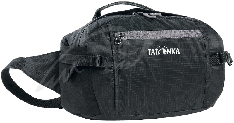 Сумка на пояс Tatonka Hip Bag L ц:black