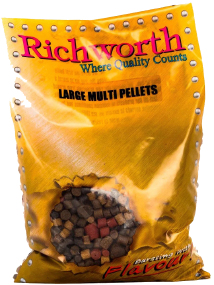 Пеллетс Richworth Multimix Original Pelets 10mm 900g