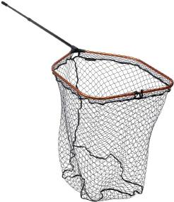Подсак Savage Gear Pro Tele Folding Net Rubber X-Large Mesh L (65x50cm)