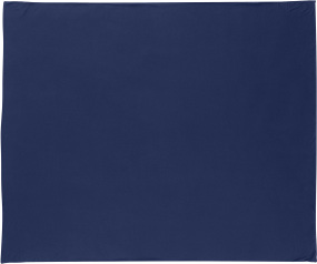 Вкладыш в спальник Sea To Summit Premium Cotton Travel Liner Double Rectangular ц:navy blue